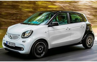 Tappetini Smart Forfour W453 (2014 - adesso) Excellence