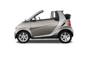 Tappetini Smart Fortwo A451 Cabrio (2007 - 2014) economici
