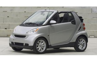 Tappetini Smart Fortwo A451 Cabrio (2007 - 2014) Excellence