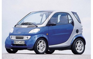 Tappetini Smart Fortwo W450 City Coupé (1998 - 2007) Excellence