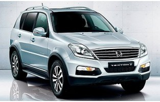 Tappetini SsangYong Rexton (2012 - 2017) Excellence