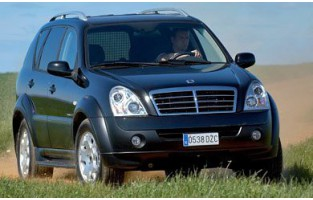 Tappetini SsangYong Rexton (2006 - 2012) Excellence