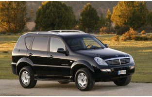 Tappetini SsangYong Rexton (2002 - 2006) Excellence