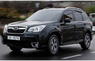 Tappetini Subaru Forester (2013 - 2016) Excellence