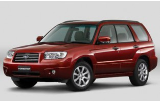Tappetini Subaru Forester (2002 - 2008) Excellence