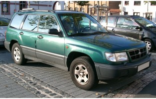 Tappetini Subaru Forester (1997 - 2002) Excellence