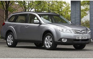 Tappetini Subaru Outback (2009 - 2015) Excellence