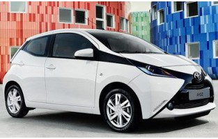 Tappetini Toyota Aygo (2014 - 2018) Excellence