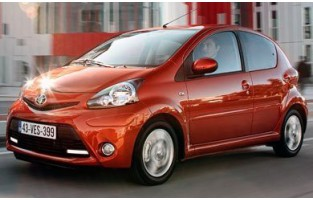 Tappetini Toyota Aygo (2009 - 2014) Excellence