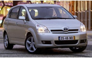 Tappetini Toyota Corolla Verso 5 posti (2004 - 2009) Excellence