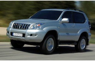 Tappetini Toyota Land Cruiser 120, 3 porte (2002-2009) Excellence