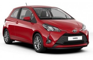 Tappetini Toyota Yaris 3 o 5 porte (2017 - adesso) Excellence