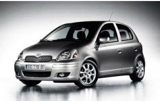 Tappetini Toyota Yaris 5 porte (1999 - 2006) Excellence