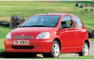 Tappetini Toyota Yaris 3 porte (1999 - 2006) Excellence