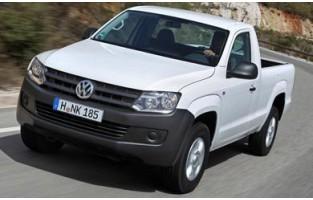 Tappetini Volkswagen Amarok abitacolo unico (2010 - 2018) Excellence