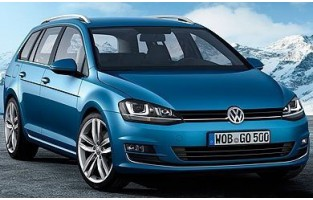 Tappetini Volkswagen Golf 7 touring (2013 - adesso) Excellence