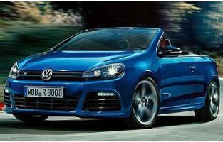Tappetini Volkswagen Golf 6 Cabrio (2011 - adesso) Excellence