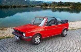 Protezione di avvio reversibile Volkswagen Golf 1 Cabrio (1979 - 1993)