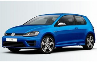 Tappetini Volkswagen Golf 7 (2012 - adesso) Excellence