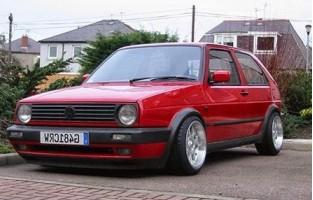 Tappetini Volkswagen Golf 2 economici
