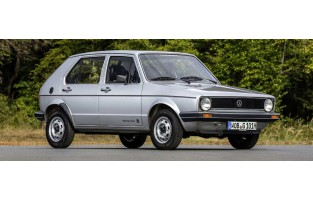 Tappetini Volkswagen Golf 1 (1974 - 1983) Excellence