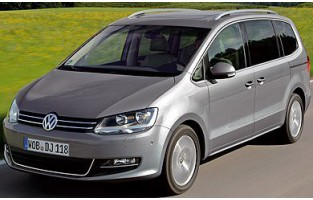 Tappetini Volkswagen Sharan 7 posti (2010 - adesso) Excellence