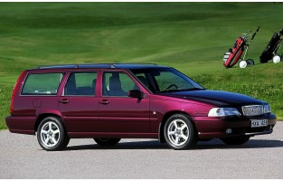 Tappetini Volvo V70 (1996 - 2000) Excellence