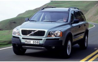 Tappetini Volvo XC90 5 posti (2002 - 2015) gomma
