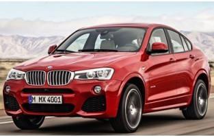Tappetini BMW X4 economici (2014-2018)