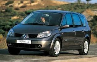 Protezione di avvio reversibile Renault Grand Scenic (2003-2009)
