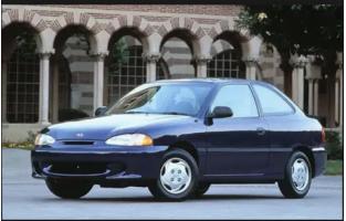 Tappeti per auto exclusive Hyundai Accent (1994 - 2000)