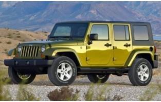 Tappetini bandiera Racing Jeep Wrangler 5 porte (2007 - 2017)