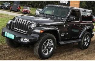 Tappeti per auto exclusive Jeep Wrangler 3 porte (2018 - adesso)
