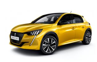 Tappetini in Esclusiva per Peugeot 208 (2020-presente)