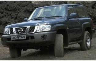 Protezione di avvio reversibile Nissan Patrol Y61 (1998 - 2009)