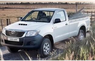 Protezione di avvio reversibile Toyota Hilux abitacolo unico (2012 - 2017)