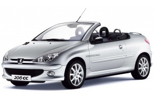 Tappeti per auto exclusive Peugeot 206 CC