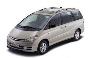 Protezione di avvio reversibile Toyota Previa